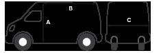 Medidas furgoneta