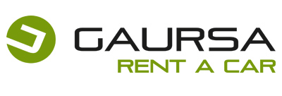 logotipo Gaursa Rent a Car