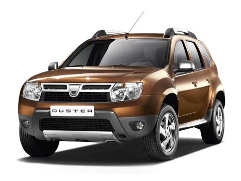 Dacia Duster 4 X 4 con Bola Remolque