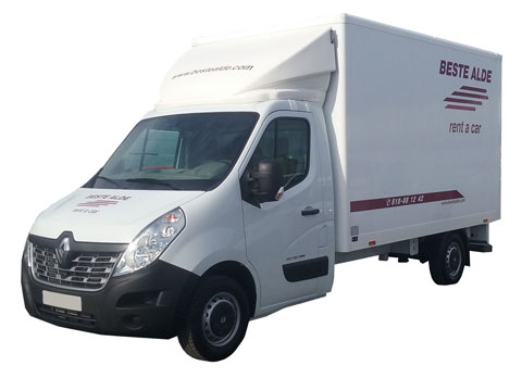 Renault Camioneta Caja Cerrada