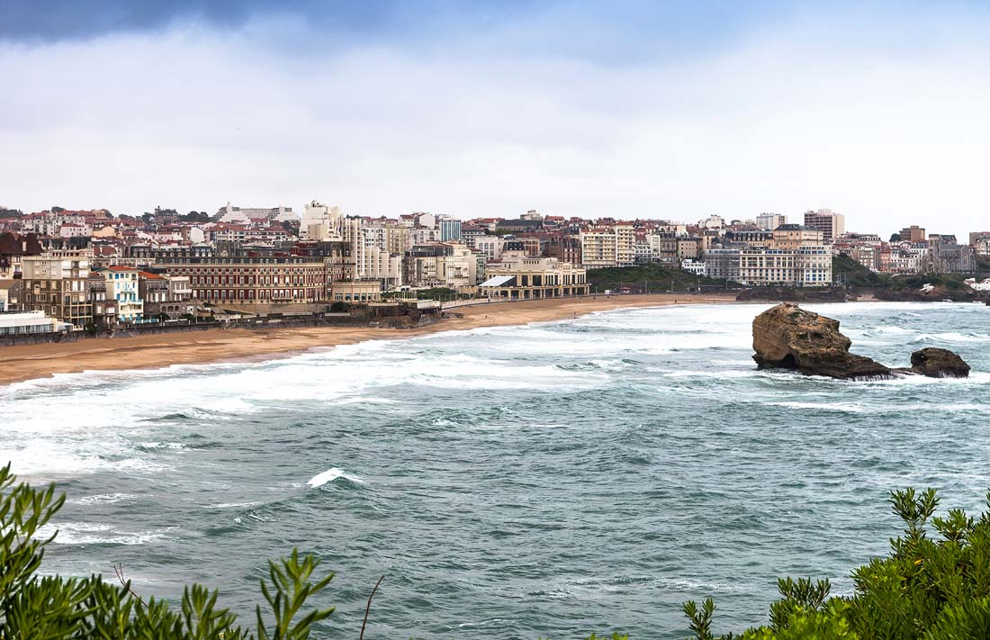 Rent A Car Biarritz