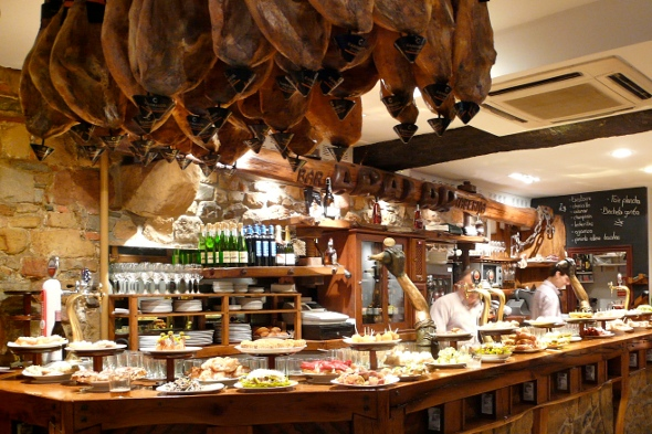 Basque Country Food and Drink