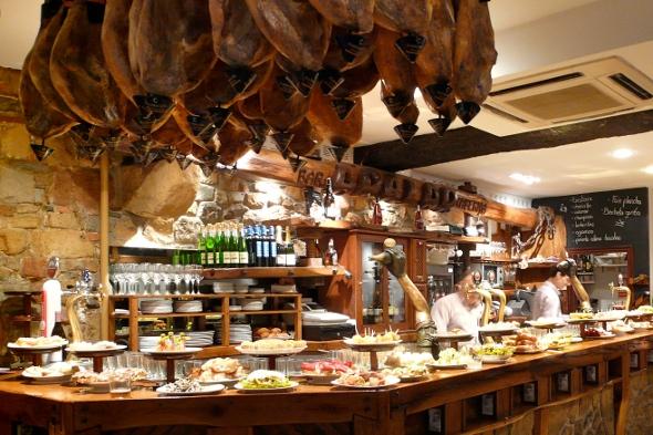 Comida y Bebida del País Vasco