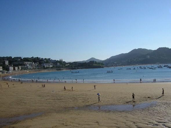 Playa del País Vasco