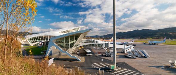 Aeropuerto Bilbao 0218