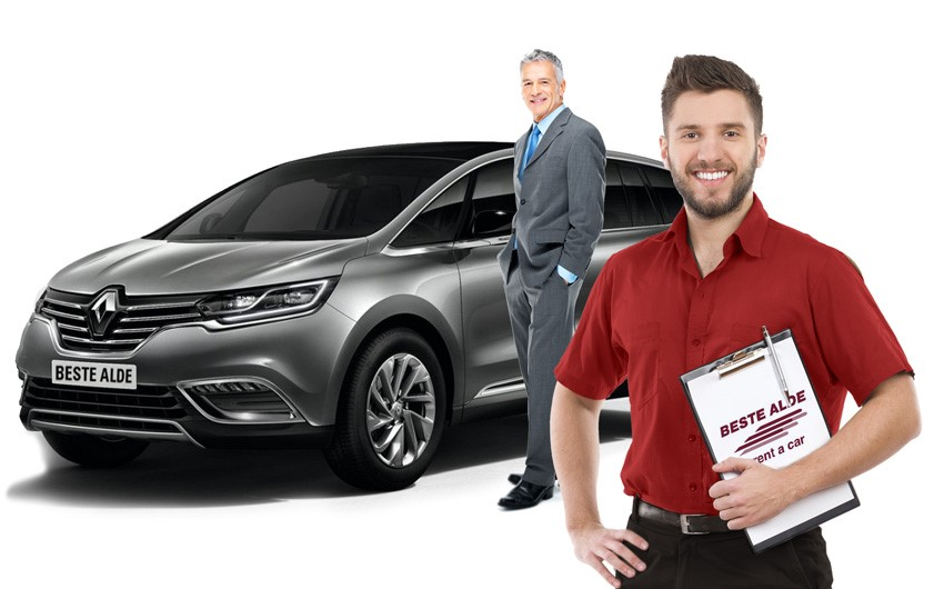 Entrega coche de alquiler en tu empresa