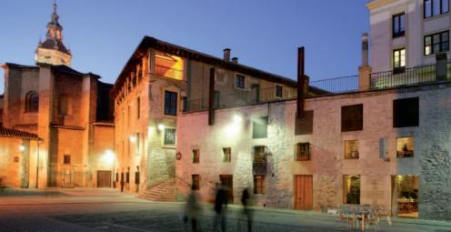 Casco Viejo Vitoria (Foto: Vitoria-Gasteiz turismo)